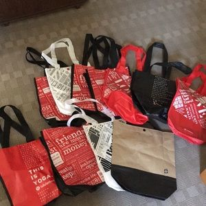Lululemon bags total 11
